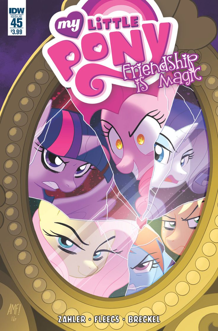 My Little Pony Friendship Is Magic (2012) Issue #45
