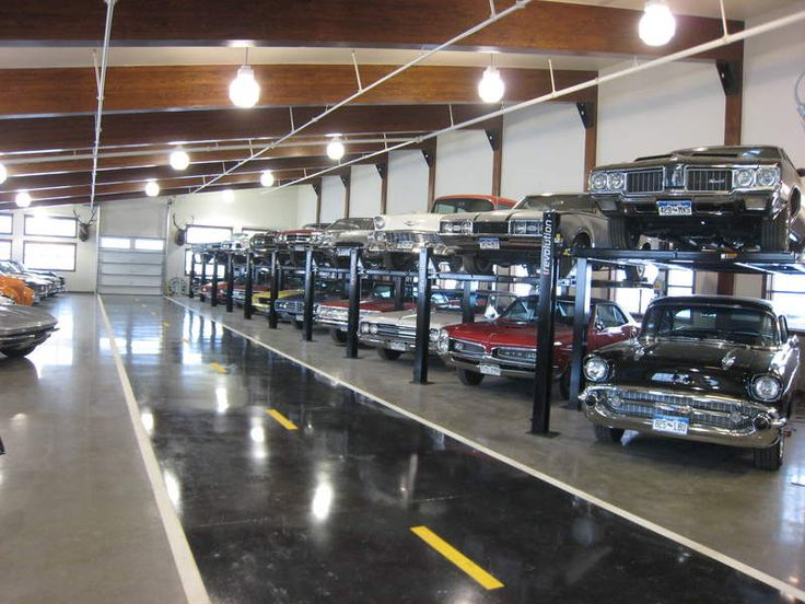 190 best great garages images on pinterest car garage for Garage parking nice