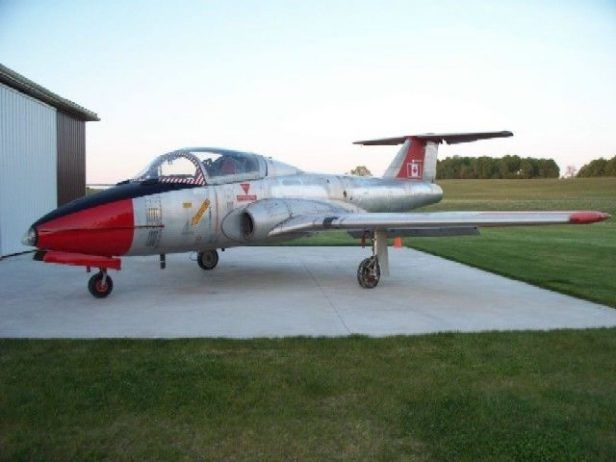 Cold War Era CT-114 Tutor Offered For Sale | airplanes | Jet