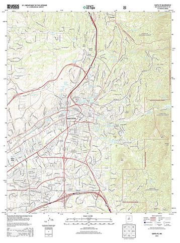 Usgs Top Quad Latest Idaho And New Mexico Quad Topo Maps Available From The Usgs