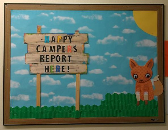 Camping Classroom Decoration : 192 best school camp images on pinterest classroom ideas