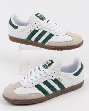 Adidas Samba Og Trainers White