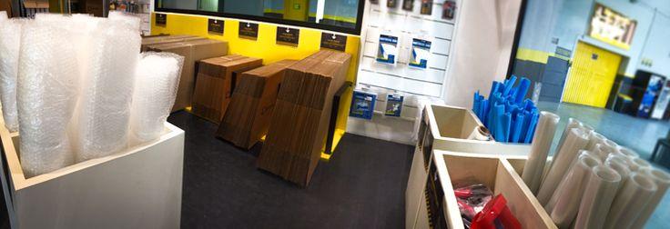 Venta de cajas en Zaragoza; en nuestra Guardashop te ofrecemos más de 100 productos de embalaje desde 0,60€. ¡Consulta nuestros packs promocionales!