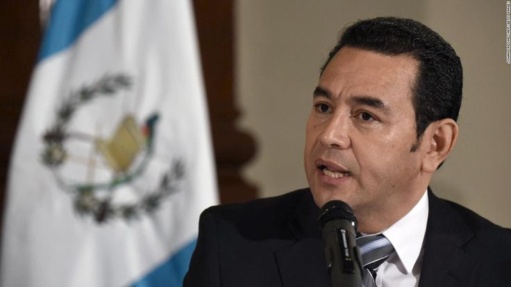 Guatemala plans to move its embassy in Israel to Jerusalem, Guatemalan President Jimmy Morales said on his official Facebook account on Sunday.