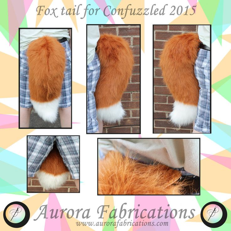 Fox Tail by Aurora-Fabrications