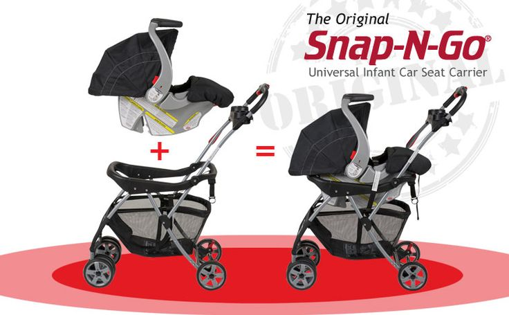 I'm a fan of the Baby Trend Snap n Go - it's light weight, easy to maneuver and our Chicco baby car seat fits perfectly. The first one I was sent had a slightly ripped storage basket at the bottom, but returning to Walmart was free and easy.