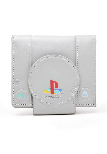 Playstation - Playstation Shape Bifold Wallet | RaccoonGames.es