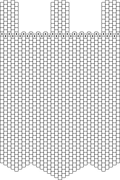 Mini Beaded Banner - Beadwork