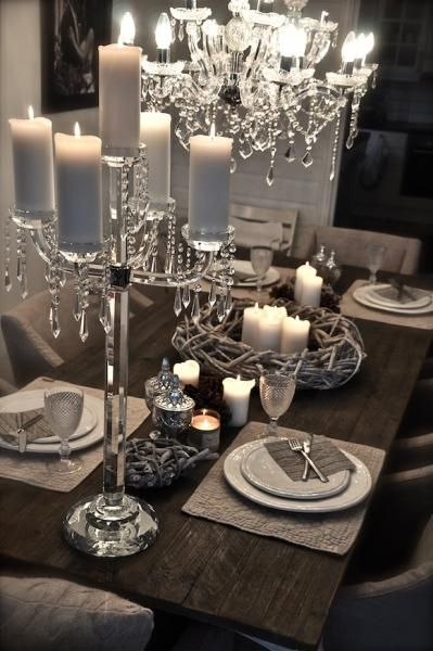 Superb The Table Style Can Be Improved, Perhaps Additional Table Mats Or Strips  And A More Through Table Setting Can Enhance The Look Good Looking