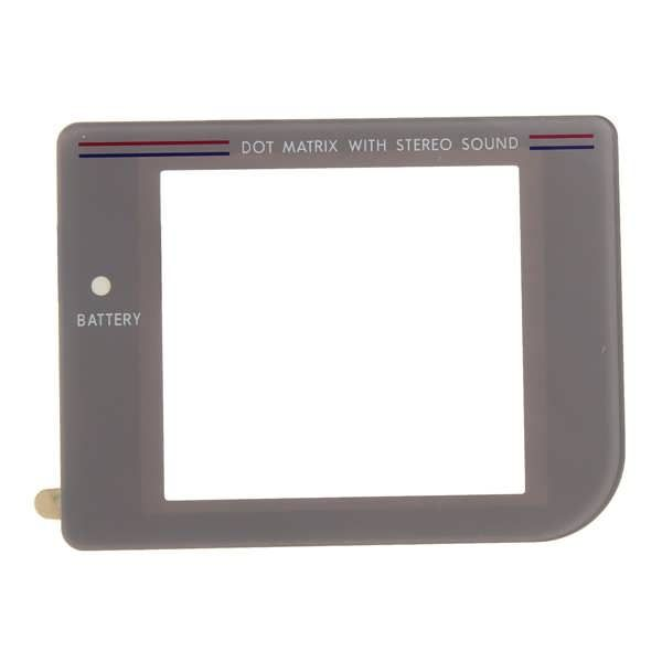 Description : Replacement Protective Screen Lens For Original Nintendo Game Boy Makes your screen lens look new all the time:) Specifications : Size : Approx 74mm x 56mm / 2.9inch x 2.2inch Material : Plastic Weight : 8g (Approx.) Instruction : Take a small screwdriver or razor blade...