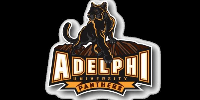 Primary Logo Mark for Adelphi University Panthers