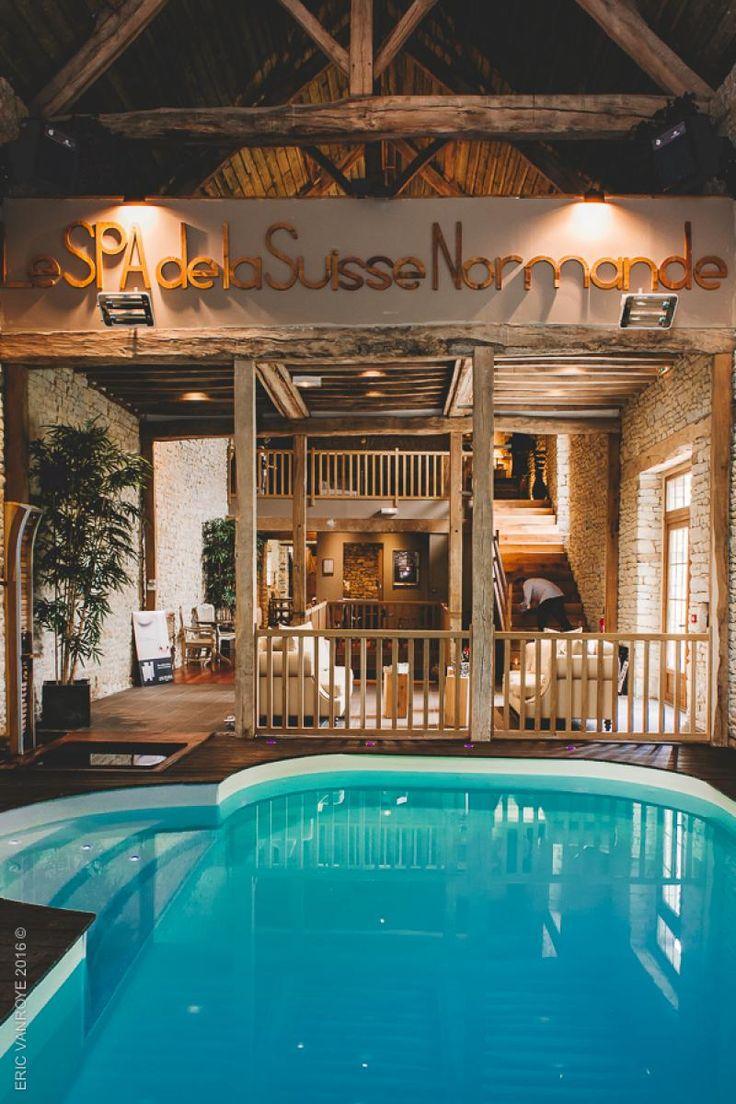∞ Sejour Thalasso HOTEL SPA Normandie - Séjour SPA proche Caen et Falaise