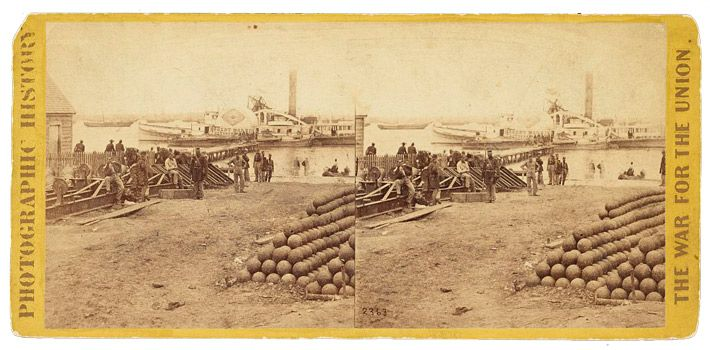 """#CivilWar at 150: The war was the first to be extensively photographed - and in 3D """"stereo view"""" - bringing the horrors of war to the home."""
