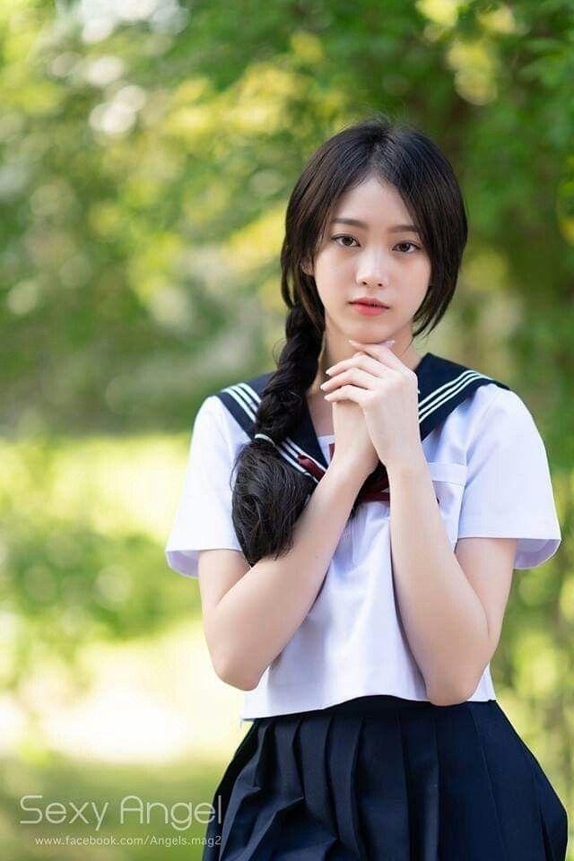 Teen Angel Japanese