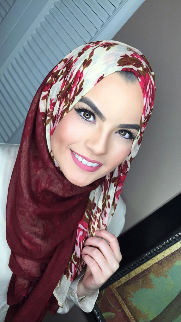 light hijab www.uniquehijabs.com