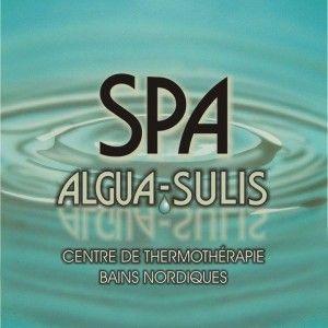 Voyage moto Québec - logo spa algua sulis