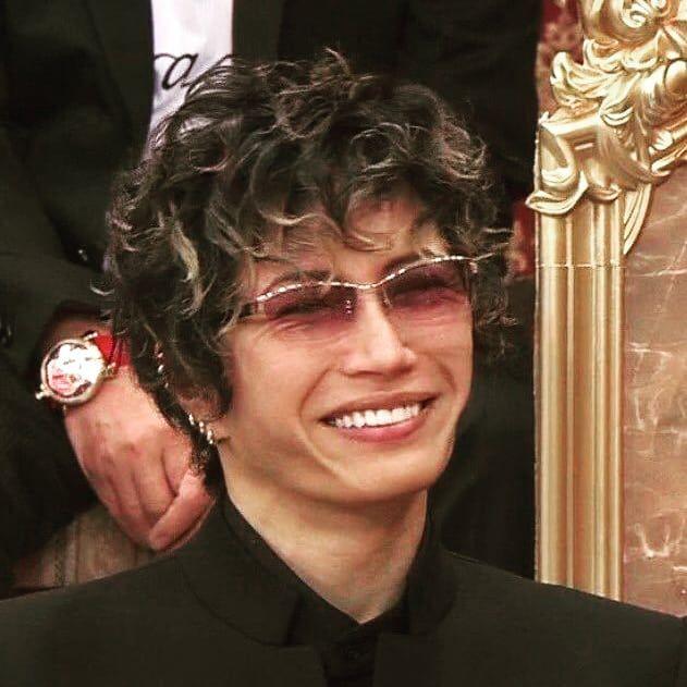 Gacktloverさんはinstagramを利用しています 笑顔が素敵 Gackt 神威楽園 性徒会長 神威楽斗 格付け 格付け ガクト Gackt 格付け