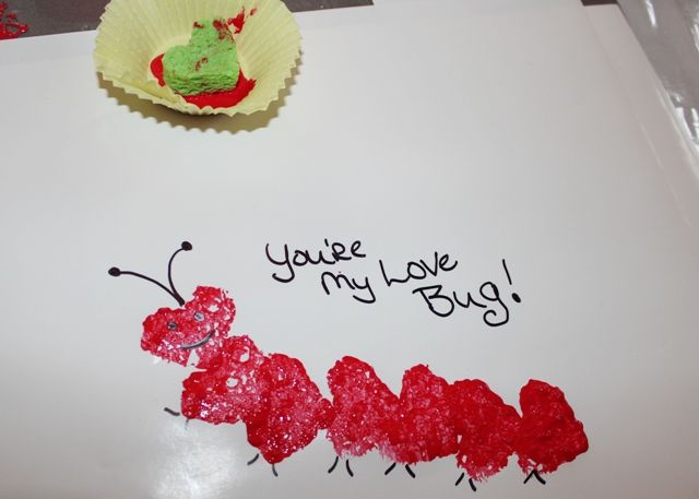 Four quick and easy Valentine's day crafts for preschoolers (and up!)