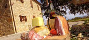 Degustazione vini olio d'oliva formaggi prodotti tipici toscani senesi Agriturismo Siena Toscana Colle di Val d'Elsa PODERE CAMPINOVI