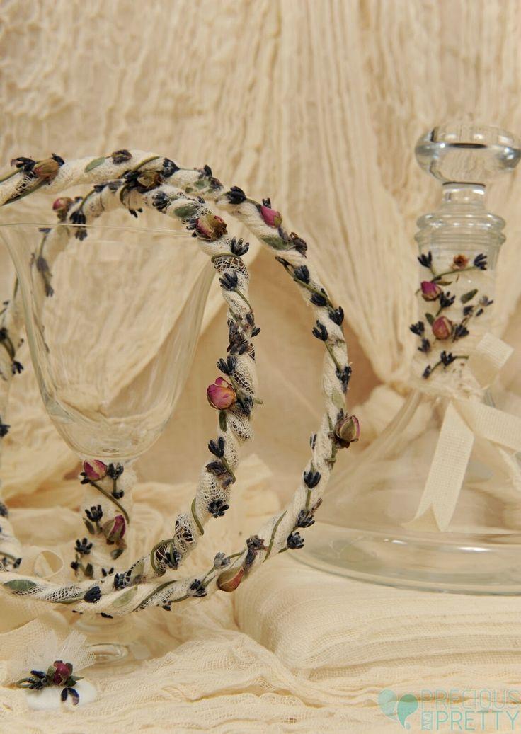 Οι μπομπονιέρες γάμου, βάπτισης, τα στέφανα και προσκλητήρια του Precious and Pretty