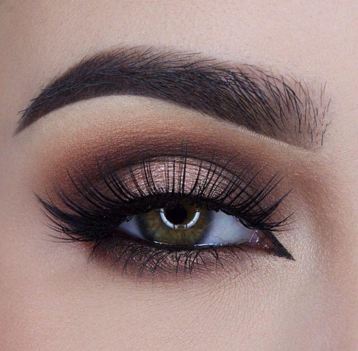 - Pinterest - @ndeyepins -Makeup Inspiration