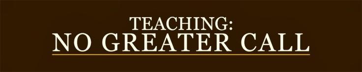 Teaching: No Greater Call LDS sunday school class resources, discussion questions and ideas