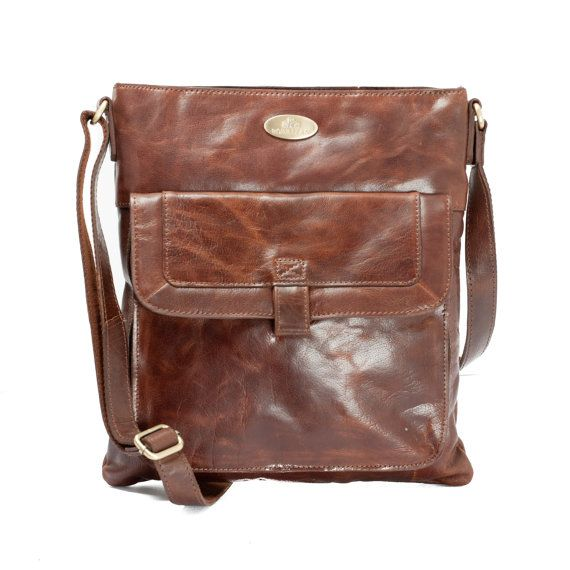 Check out this item in my Etsy shop https://www.etsy.com/uk/listing/195562205/womens-antique-brown-leather-cross-body