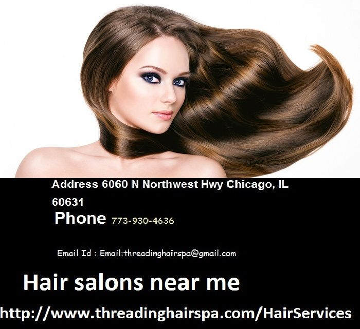 Pin On Threading Hair Spa