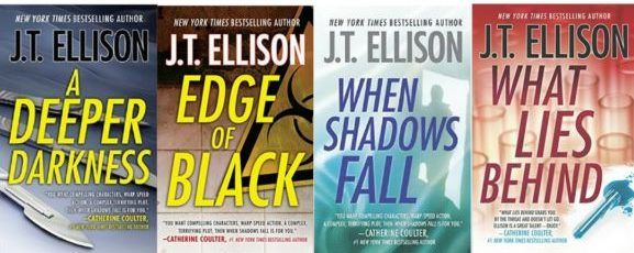 10 Series to Read If You Love 'Rizzoli & Isles'