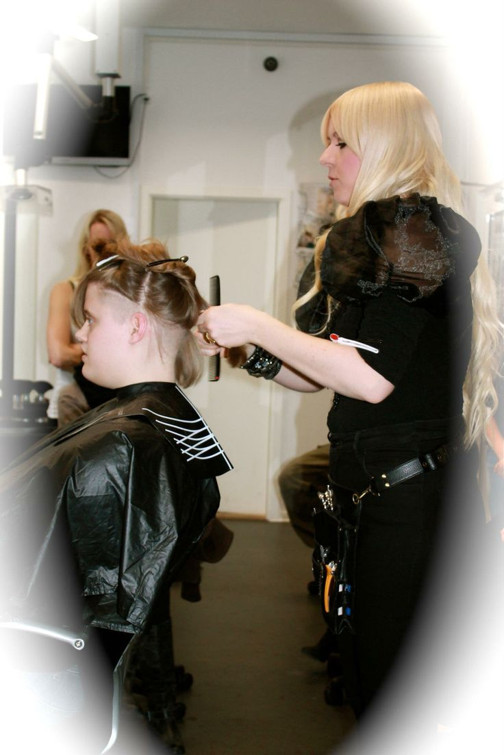 Hairdressing