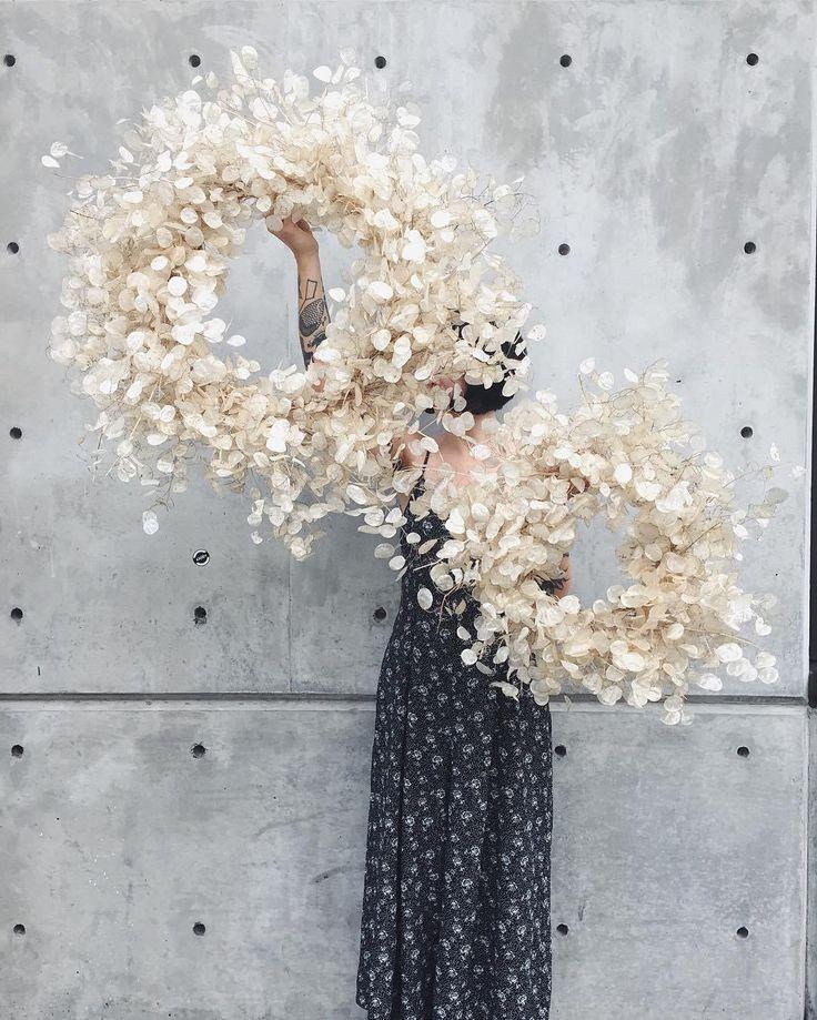 18 Modern and Boho Fall Wreath Ideas