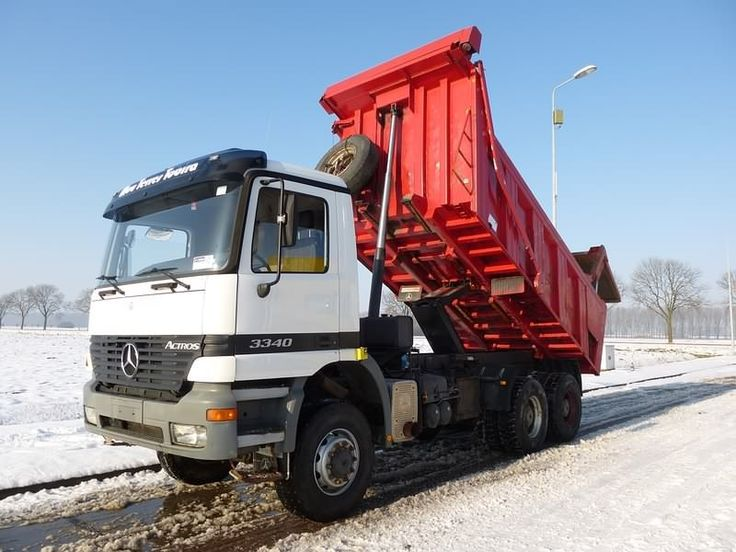 For sale used and second hand tipper mercedes benz 3340 for Used mercedes benz tipper trucks for sale in germany