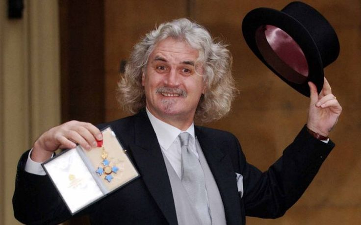 Billy Connolly (24 November 1942-):    'My definition of an intellectual is someone who can listen to the William Tell Overture without thinking of the Lone Ranger.'