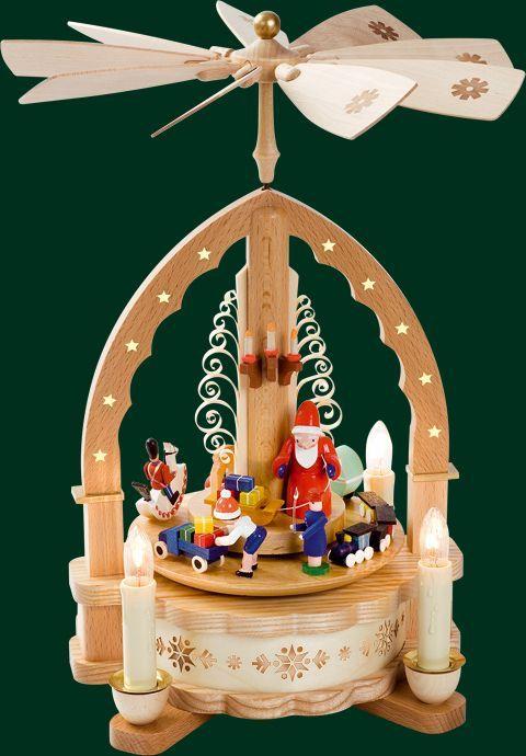 German Christmas Pyramid | German Christmas Pyramid ~