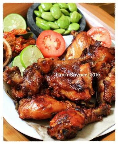 Ayam Goreng Manis Berempah,legit ;)