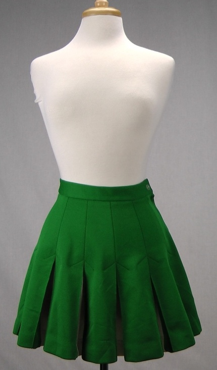 can i wear a cheer skirt all the time...if anyone could it would have to be me right!:
