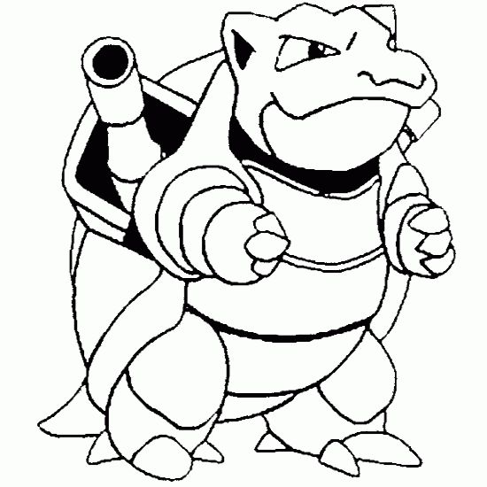 pokemon coloring pages printable pokemonpicturetortankcoloringfight coloring - Coloring Pages Pokemon