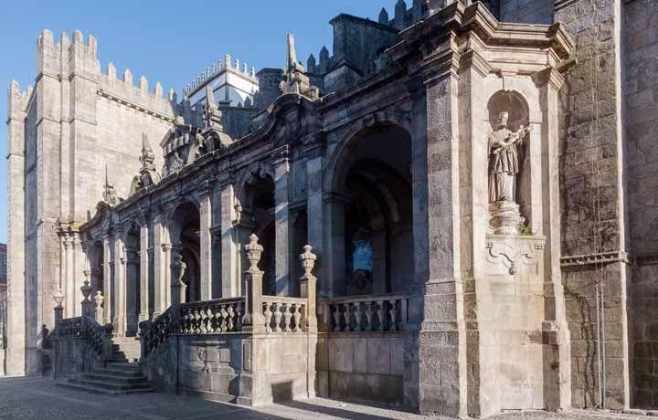 Sé do Porto - Direção Regional de Cultura do Norte