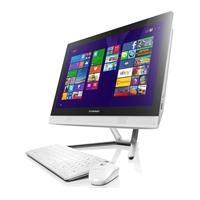 "LENOVO-COMPUTERS AND SOFTWARE-Computers-Lenovo C40 21.5"""" Touchscreen All-in-One PC-£749.99-Specially designed for interactive apps and gaming, the Lenovo C40 21.5"""" Touchscreen All-in-One PC makes a great family computer. Windows 8.1 The C40 comes pre-installed with the intuitive and colourful Windows 8.1. The modern and functional interface is comprised of Live Tiles which constantly update with the latest news and sports, new emails and social networking feeds. Windows 8.1 is cloud.."