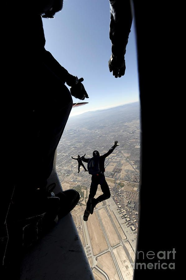 """Jump out of a not so perfectly good airplane!  For my """"time to move on"""" closure jump #101.  Yee Haa! Skydive!!!"""