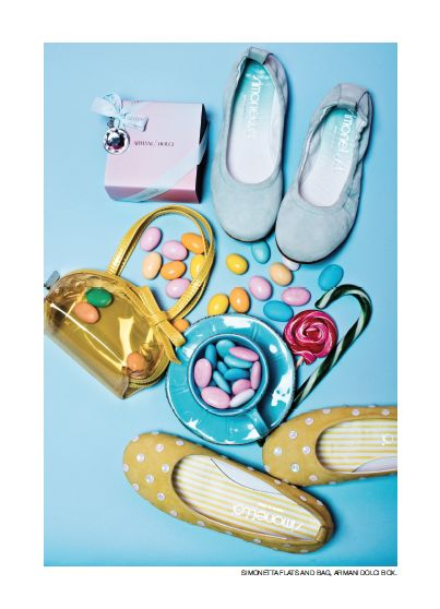 Photos: Zhanna Romashka. Simonetta flats and bag, Armani sweet box. #simonetta #flat #bag #armani #sweet #box @ARMANI Official #kids #childrenfashion #childrenswear