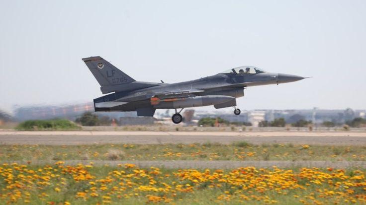 Ουάσιγκτον: Κατέπεσε μαχητικό F-16 κοντά σε στρατιωτική βάση