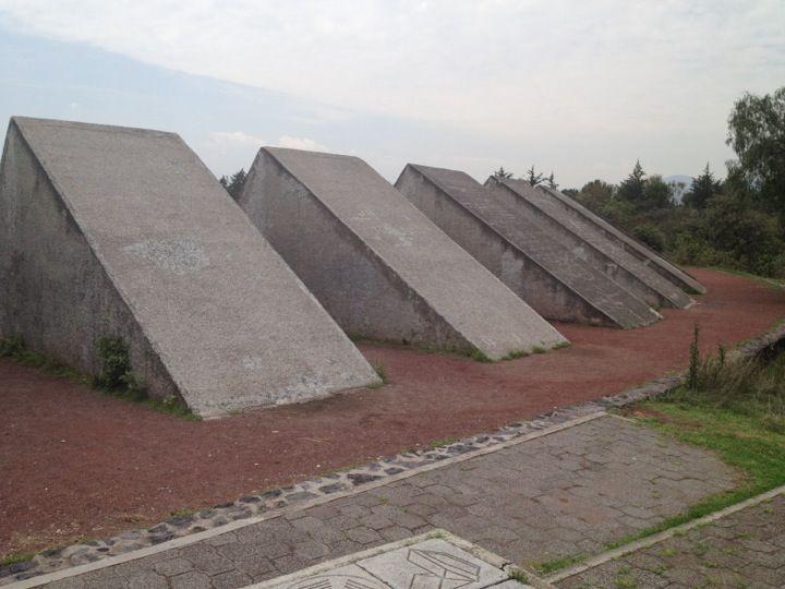 Espacio Escultorico UNAM