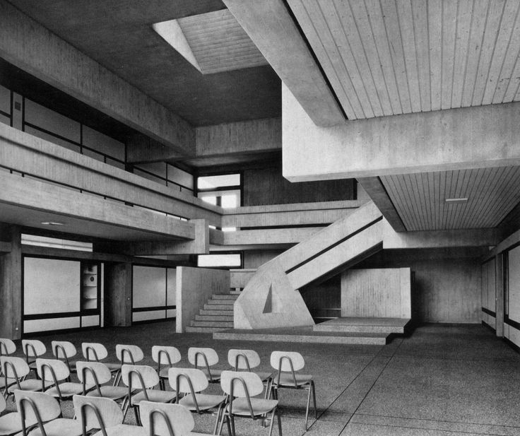 84 Best Images About Architecture On Pinterest: 17 Best Images About 60s & 70s Architecture On Pinterest
