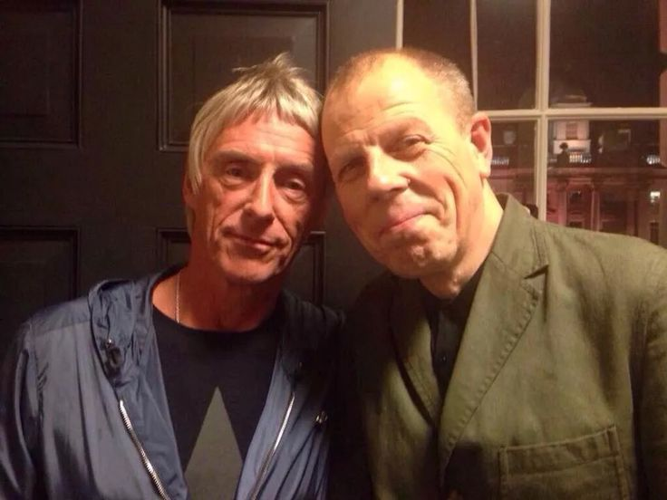With Mick