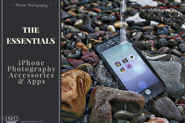 iPhone Photography Accessories and Apps - The Essentials https://www.onestophowto.com/iphone_photography/blog/iphone-photography-accessories-and-apps-the-essentials/