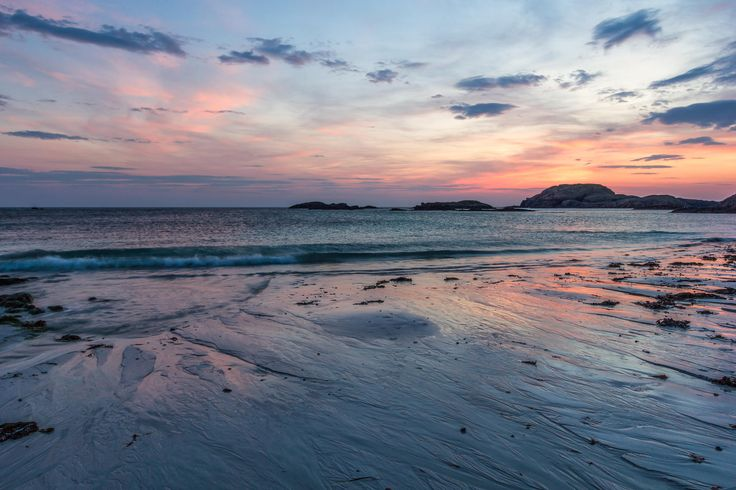 Sunset in Iona by Luca Quadrio on 500px