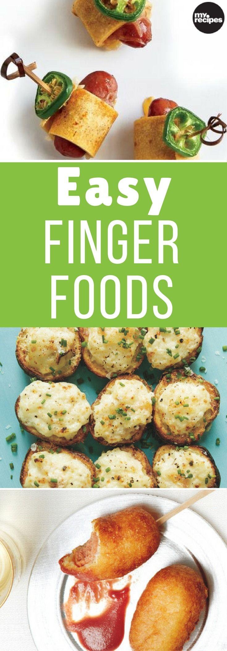 Good Room Temperature Finger Foods