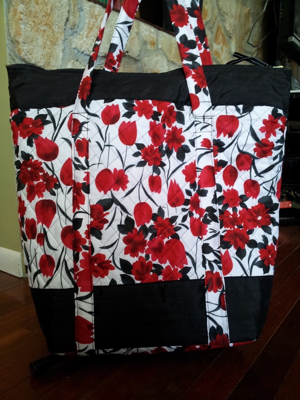 Totes - Quilted Duffle Bags and Handbags | KleeBags