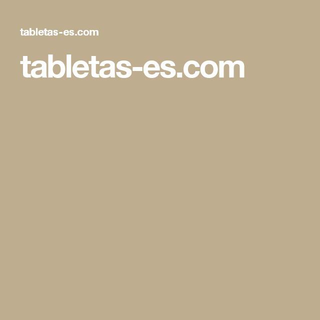 tabletas-es.com